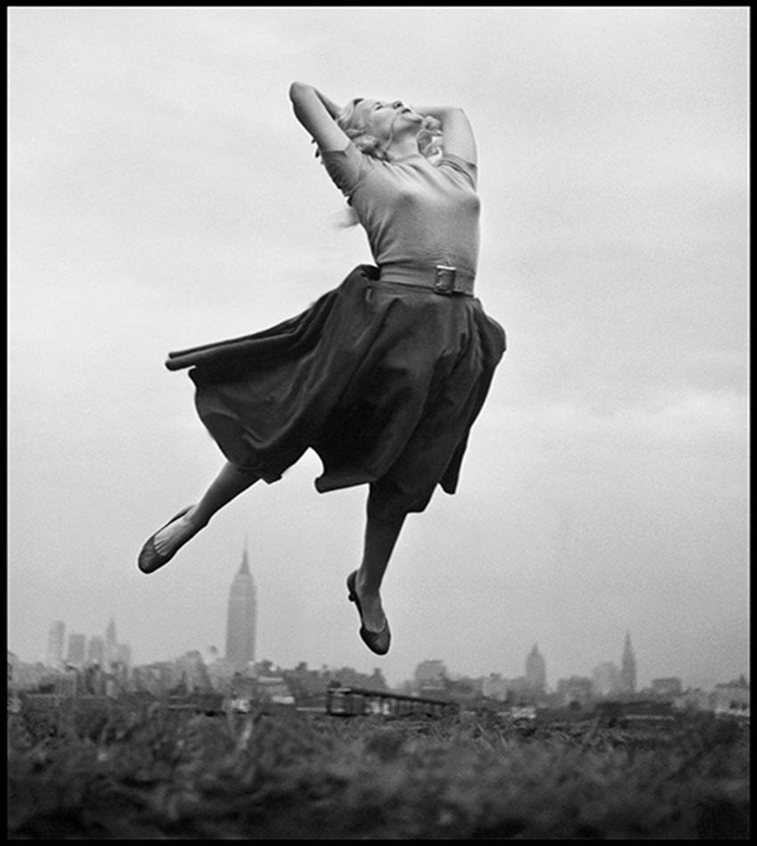 Эва Мари Сейнт, 1954