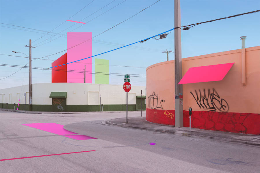 Colorful Constructed Pictures Showing the Perfect Version of Reality