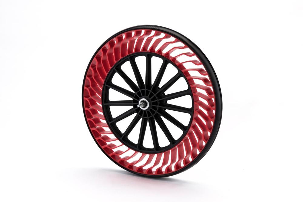 Безвоздушная резина « Bridgestone Air Free Concept»