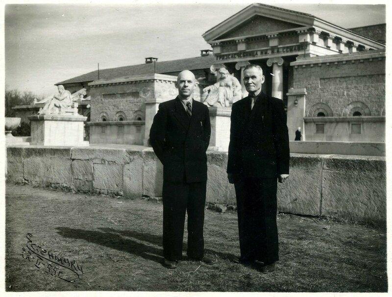 Февраль 1955 года