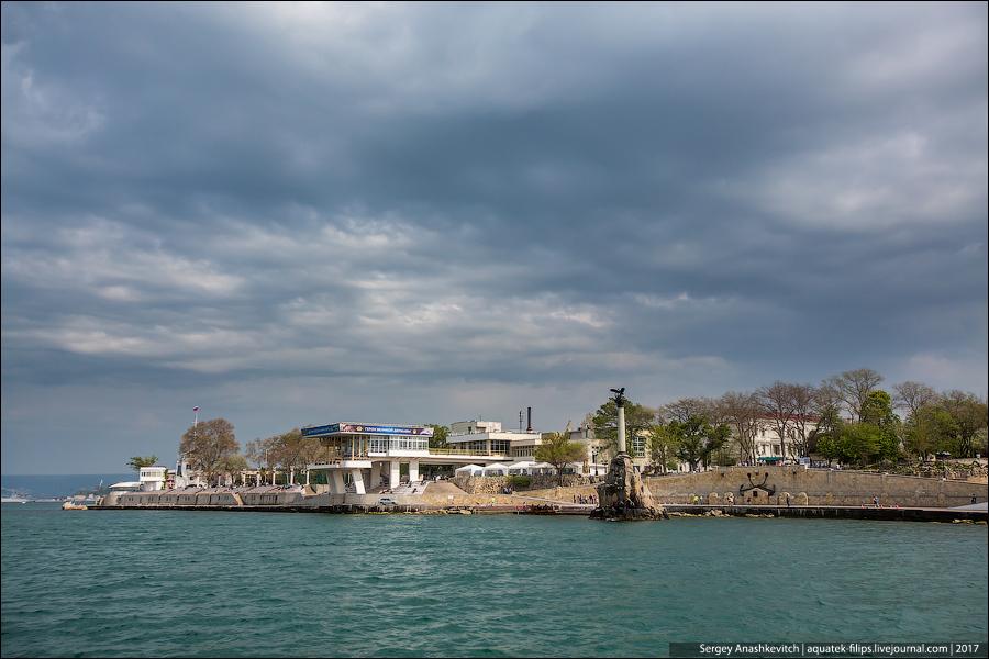 Пассажирские катера в Севастополе