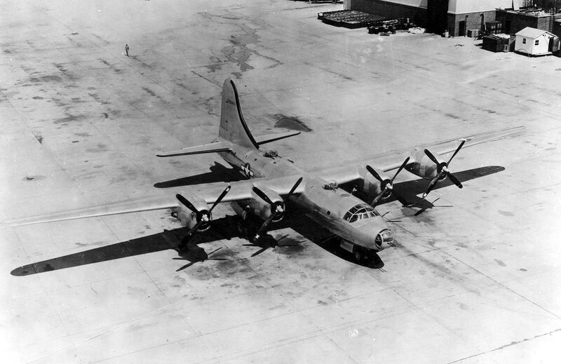 Consolidated B-32