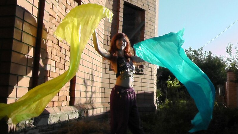 костюм танца живота