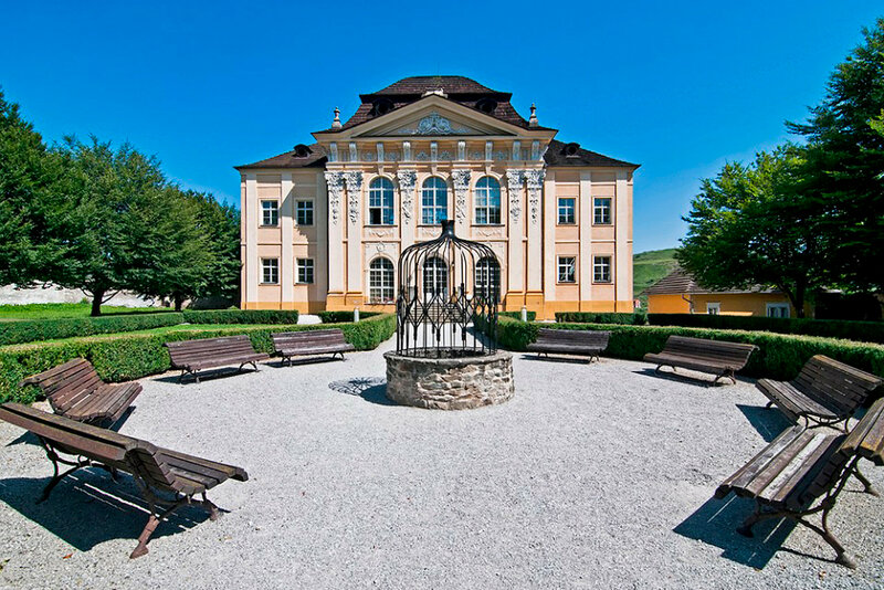 Маркушовце. Замок Мариаши