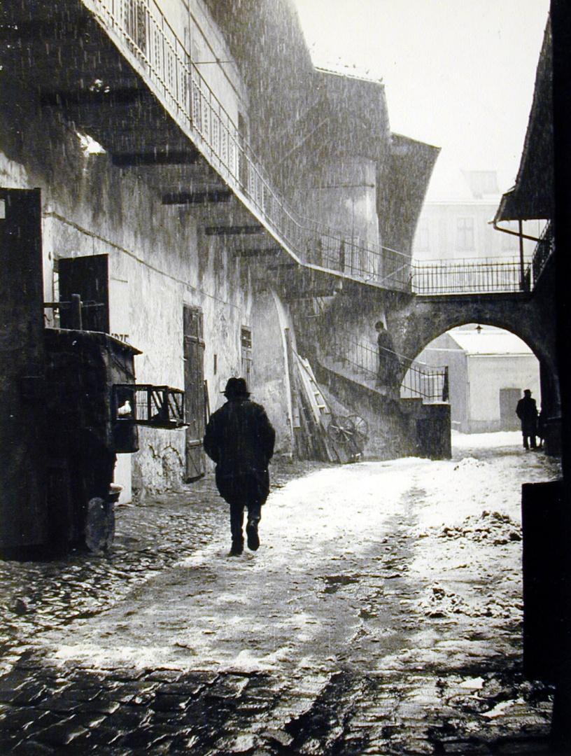 Вход в Казимеж, еврейский квартал Кракова