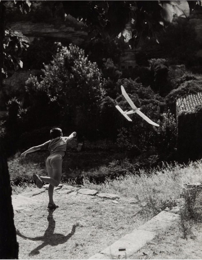 1952. Винсент авиамоделист (вариант)