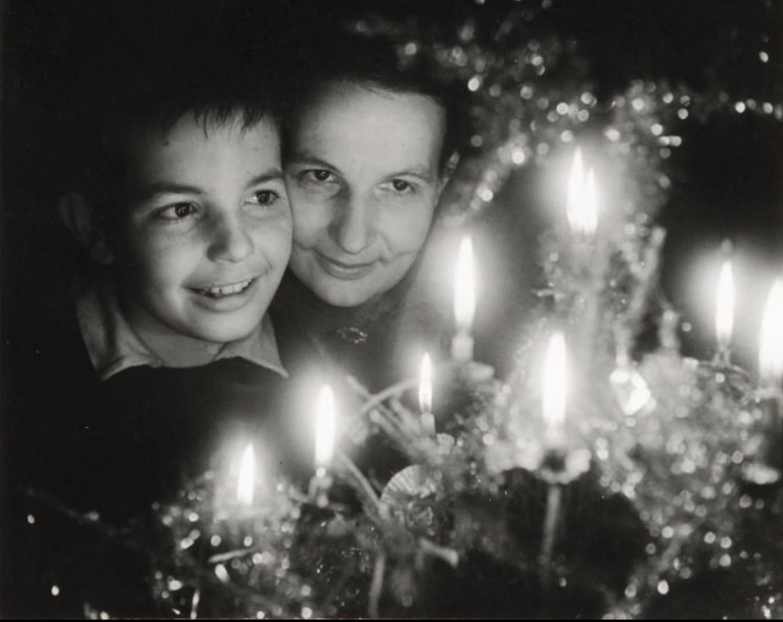 1950. Рождество