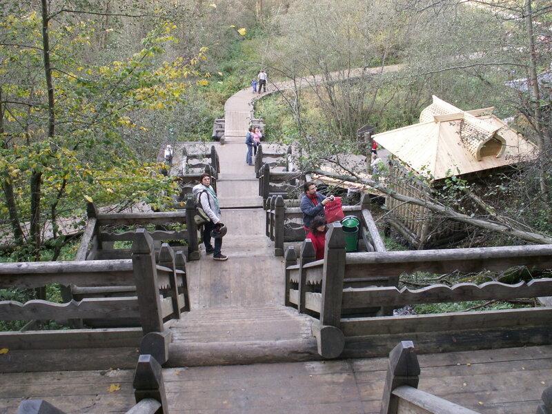 Водопад Гремячий - святой источник Сергия Радонежского