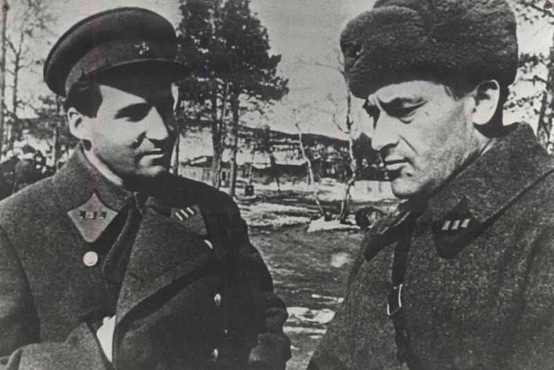 Евгений Петров, Константин Симонов