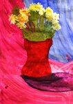 """Скидоненко Мария (рук. Дегтярева Елена Викторовна) - """"Подарок маме"""""""