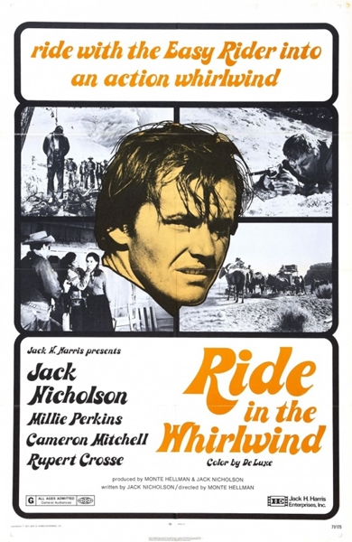 Побег в никуда / Ride in the Whirlwind (1966/BDRip/HDRip)
