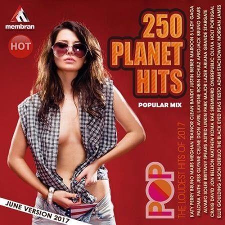 VA - 250 Popular Planet Hits (2017)