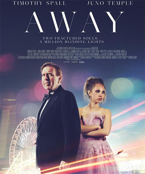 Покидая Блэкпул / Away (2016/DVDRip)