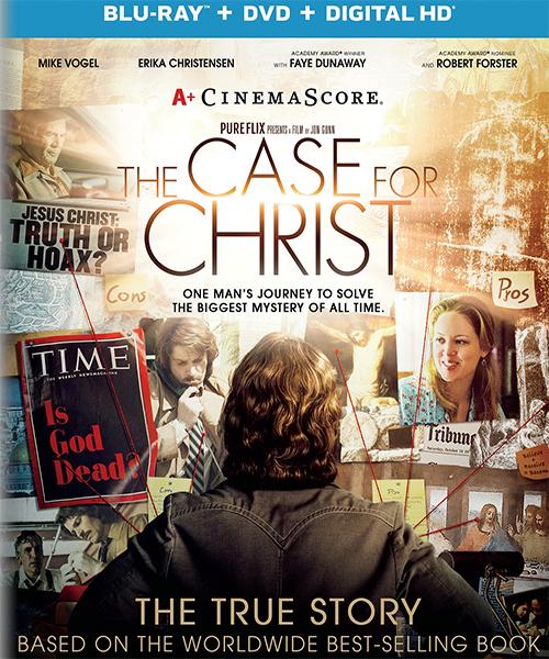Христос под следствием / The Case for Christ (2017/BDRip/HDRip)