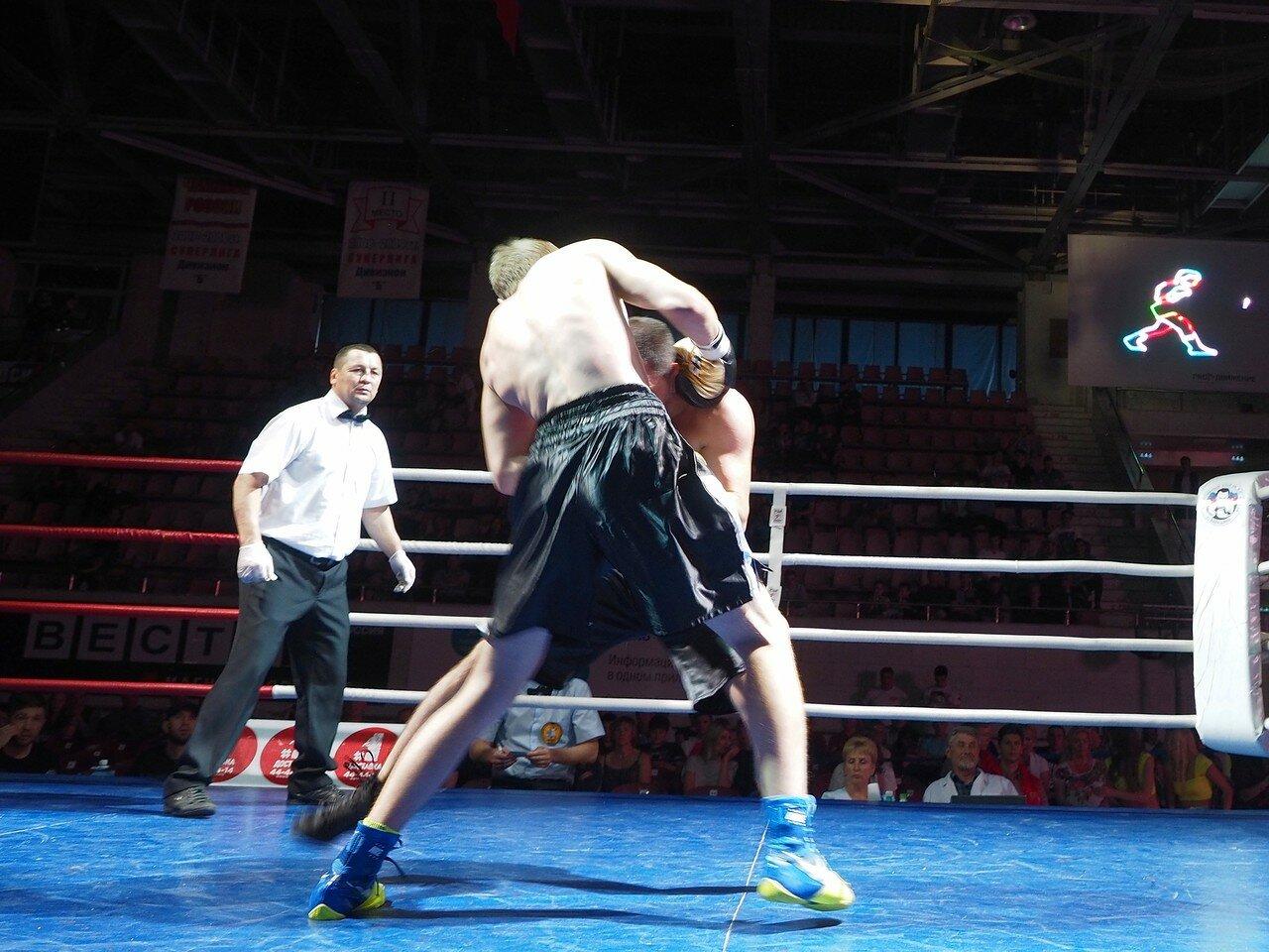 67 Вечер профессионального бокса в Магнитогорске 06.07.2017