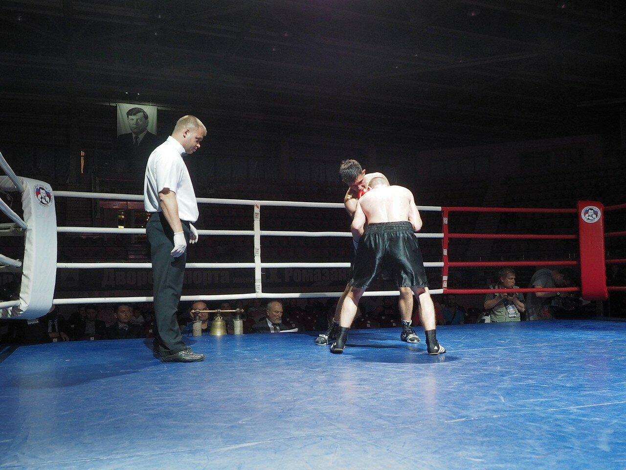 104 Вечер профессионального бокса в Магнитогорске 06.07.2017