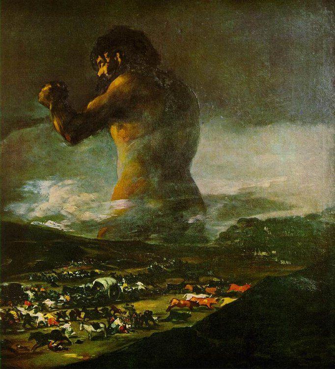 «Голоса воображаемого музея Андре Мальро» Часть III «От романтического к историческому»