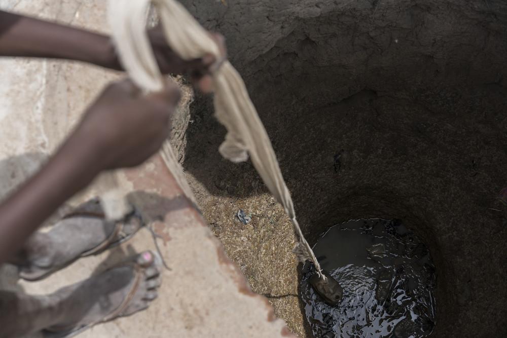 Ежедневные поиски воды