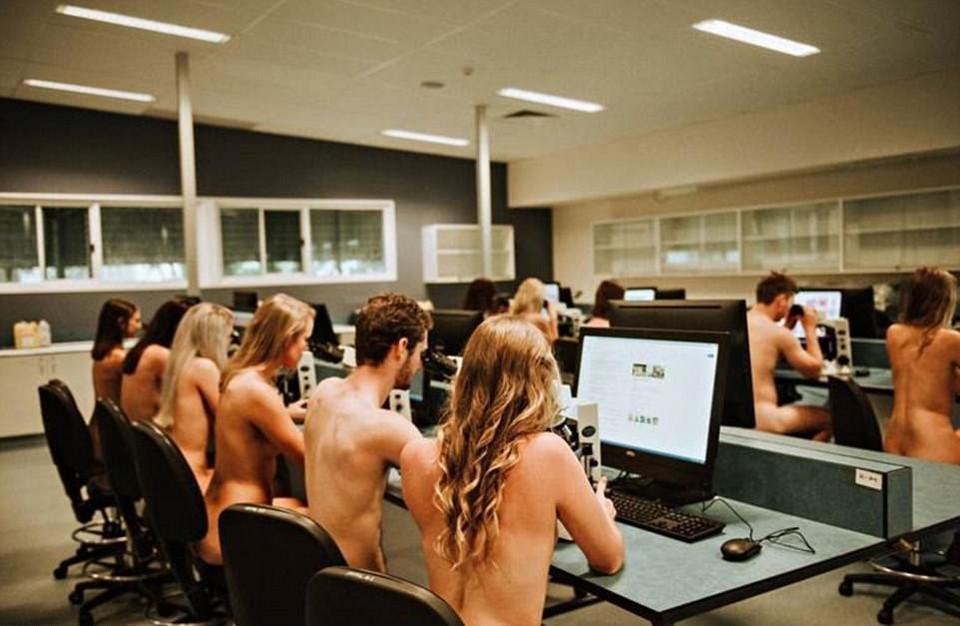 Австралийские студенты-ветеринары разделись для благотворительного календаря