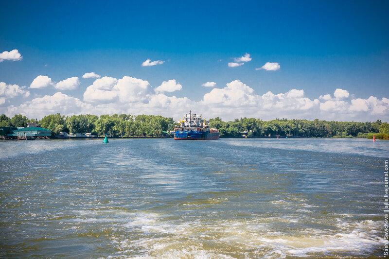 Незабываемая прогулка по Дону: телеком-экспедиция МегафонНаВысоте