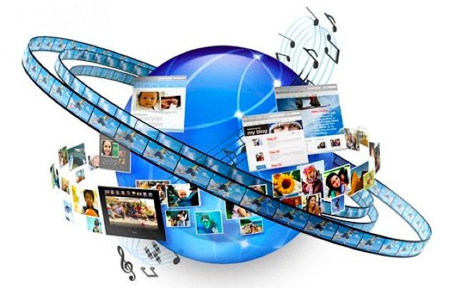 Открытки. День Интернета в России! Доступным становится все