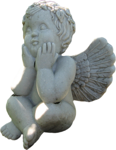 figurine ange