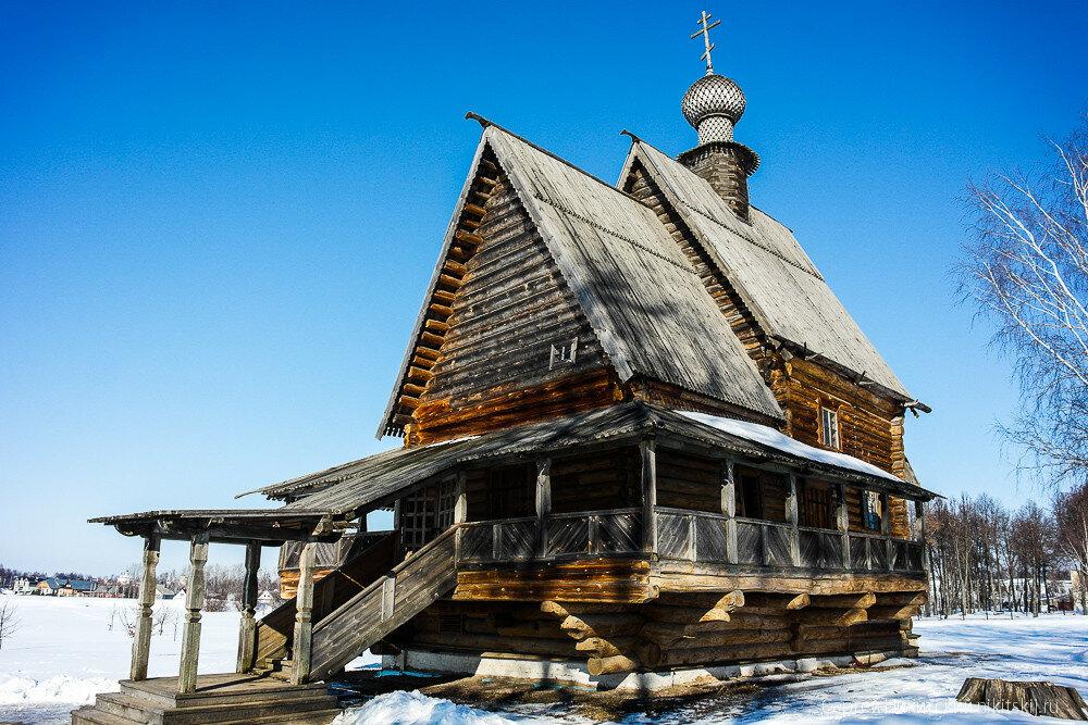 Суздаль - Тихий и уютный городок