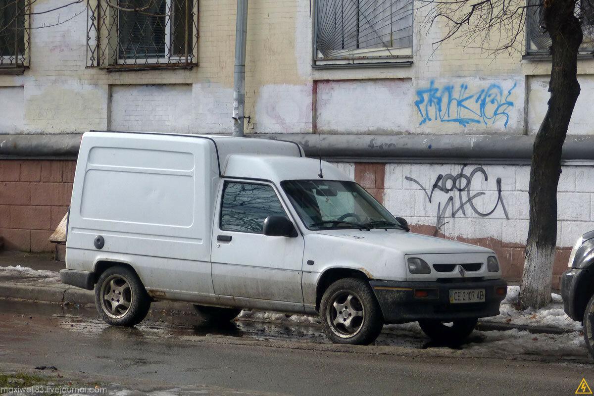 Renault Express (facelift 1994-1998)