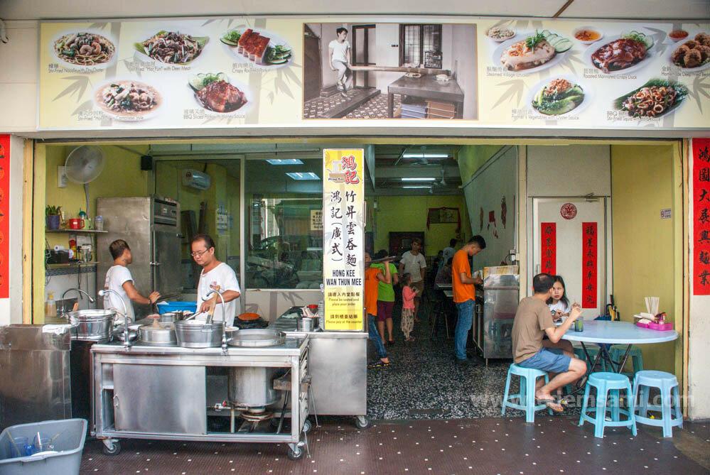 Где поесть на Пенанге