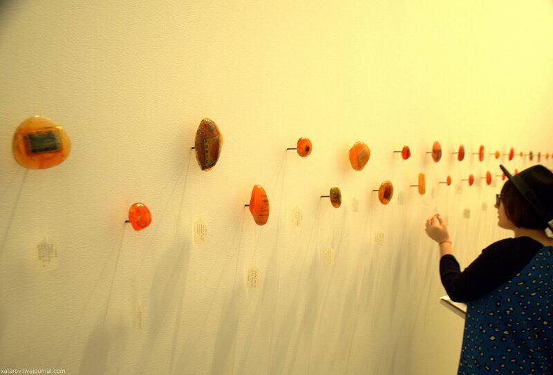 1-ая триеннале современного российского искусства в центре Гараж