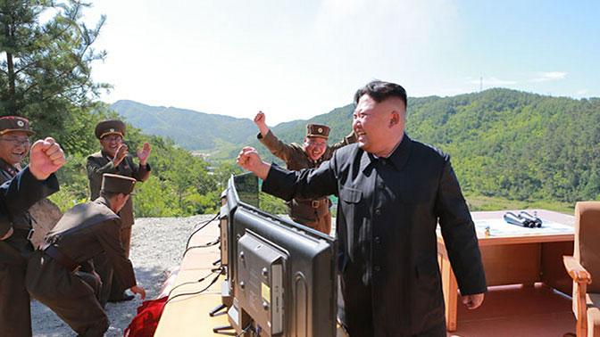 КНР  разорвал сКНДР контакты повоенной линии