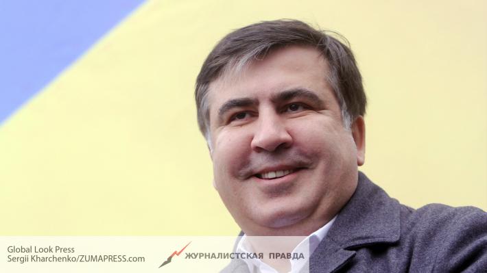 Саакашвили без документов прилетел вПольшу