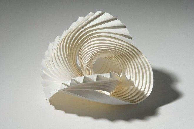 Бумажная пластика