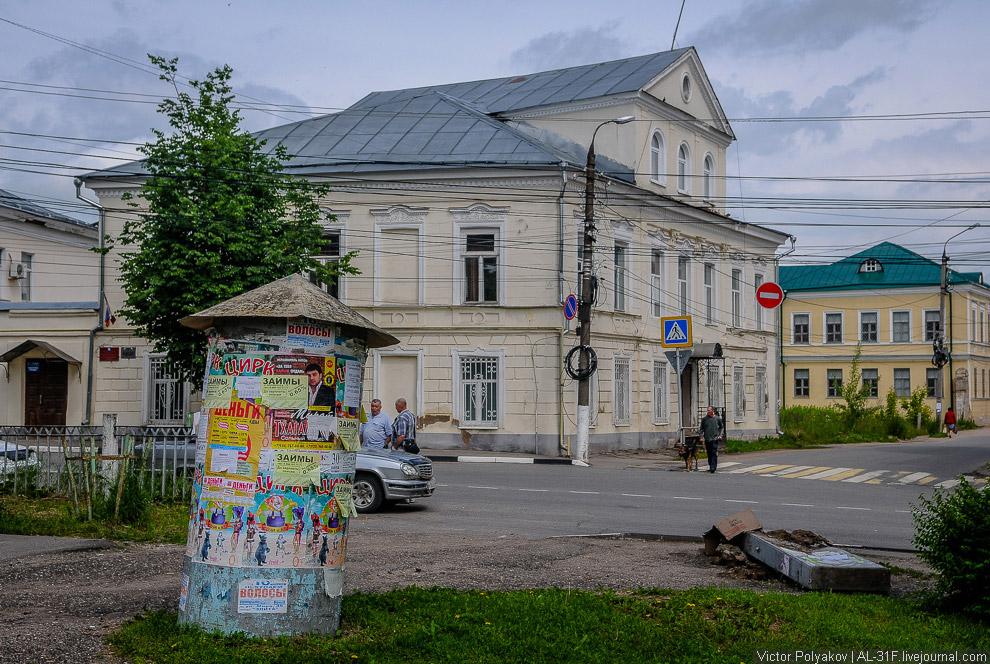 19. Наша прогулка продолжается по улице Луначарского.