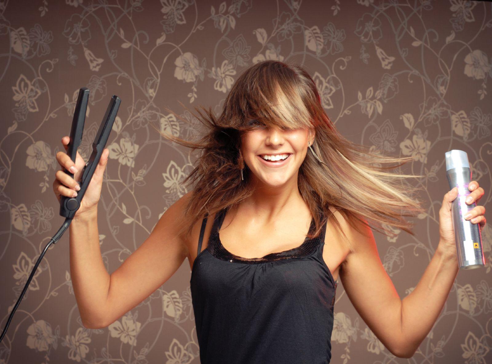Выбор утюжка для волос (1 фото)