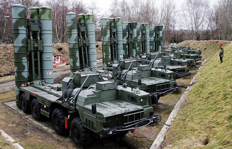 Противовоздушную оборону Крыма усилит 2-ой дивизион С-400 «Триумф»