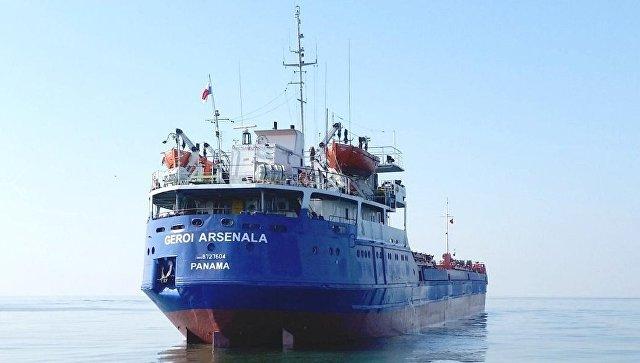 Вспасательной операции вЧёрном море задействовано 6 судов— МЧС