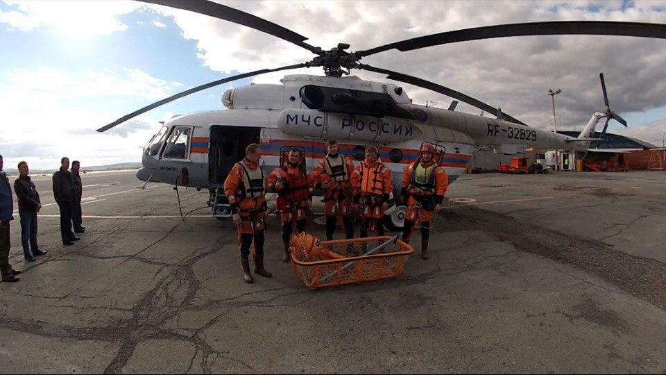 ИзСибири наУрал перебросят самолет-амфибию Бе-200 для тушения пожаров