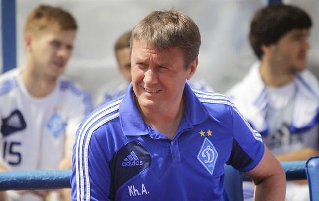 Киевское «Динамо» подписало нового иностранного тренера
