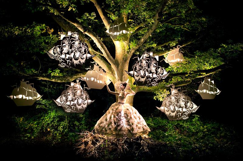 The Faraway Tree © Kirsty Mitchell