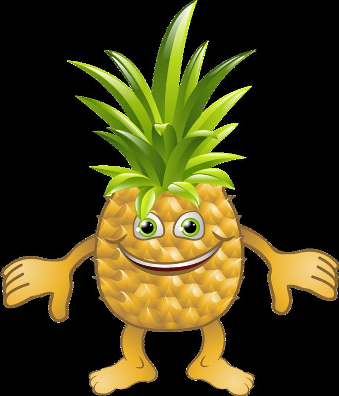 Для, фрукты веселые картинки для детей