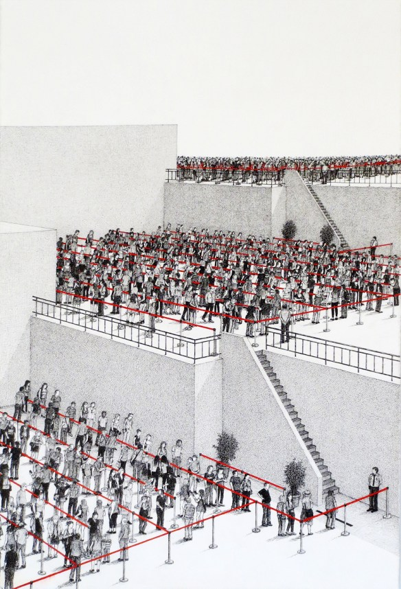 Intriguing & Critical Illustrations by Ben Tolman
