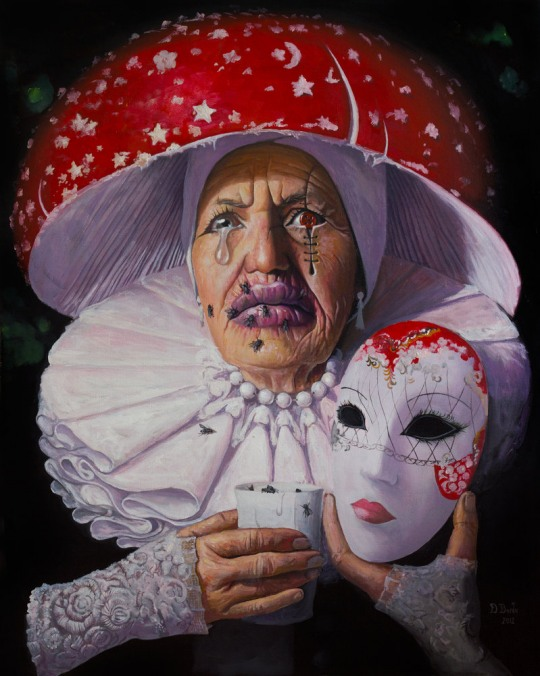 Surreal Paintings by Adrian Borda