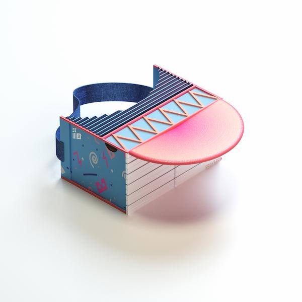 Multi-Dimensional Pop Artworks by ELMO