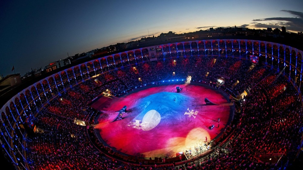 Лучшее Red Bull X-Fighters 2017 в Мадриде (видео)