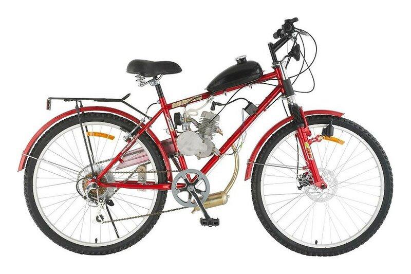 Велосипед с мотором – STELS NAVIGATOR 300