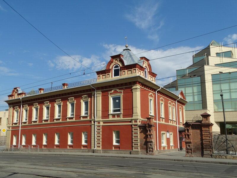 Дом Шиховых (Покровских)