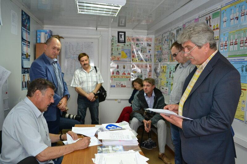 Бытовой городок ООО «СП Минскметрострой»