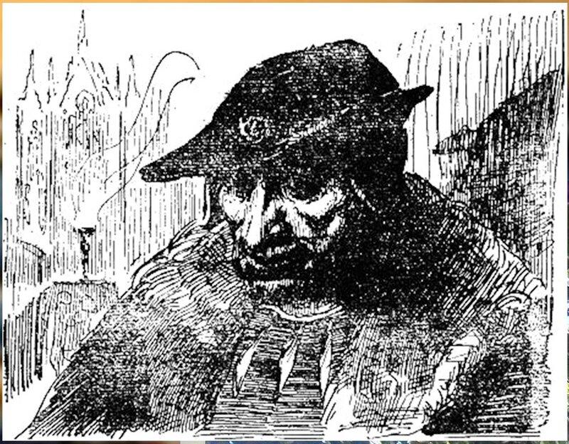 Рисунки художника Г. Г. Филипповского. Ил - я романа В. Скотта. Квентин Дорвард (3).jpg