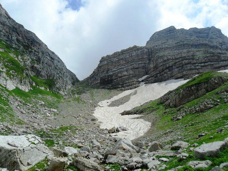 В походе на Оштен, июль, в горах... (2).JPG